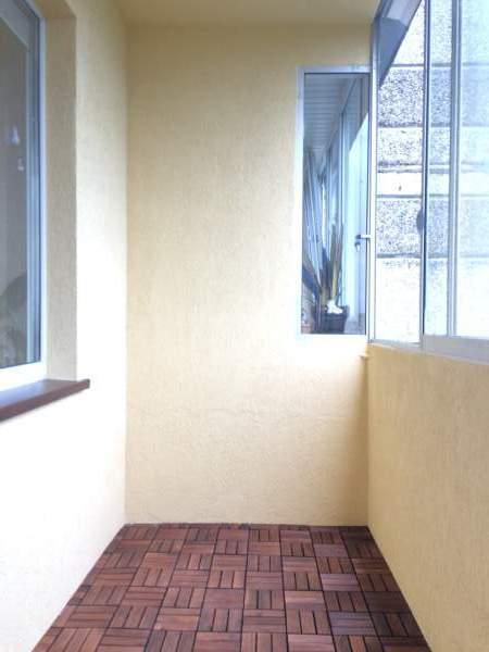 Balkono apdaila
