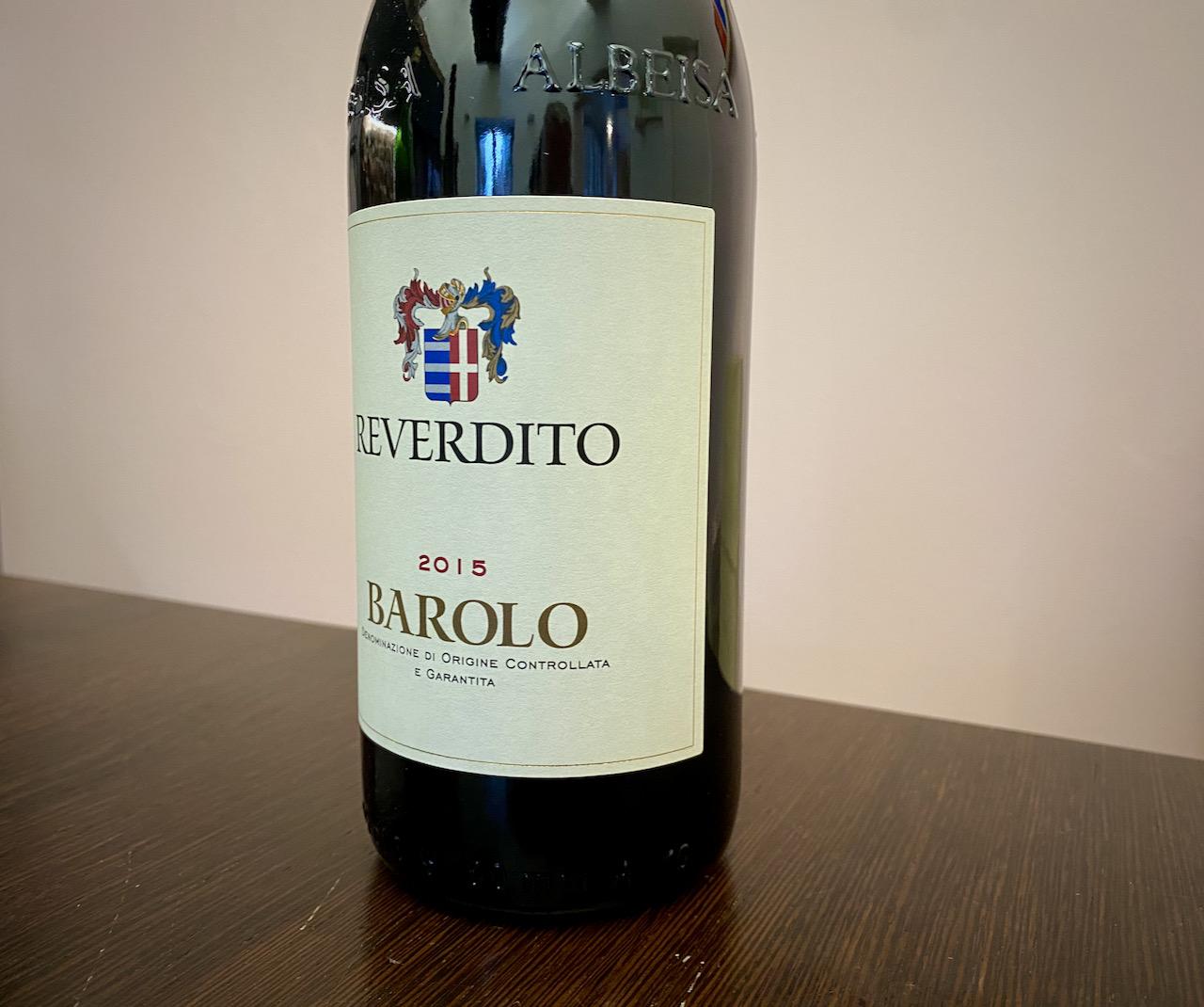 It's Barolo time