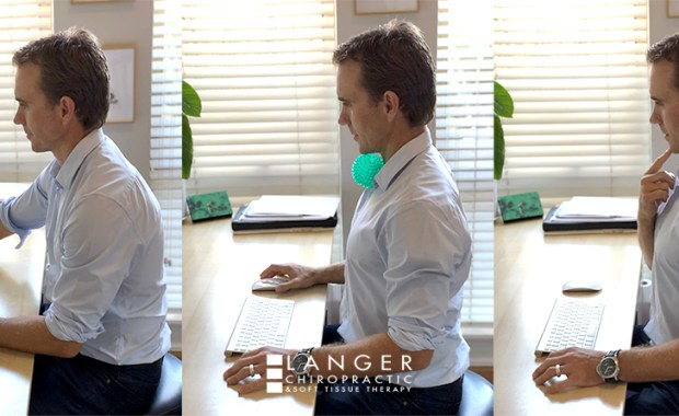 Cervical retraction | Langer Chiropractor Subiaco
