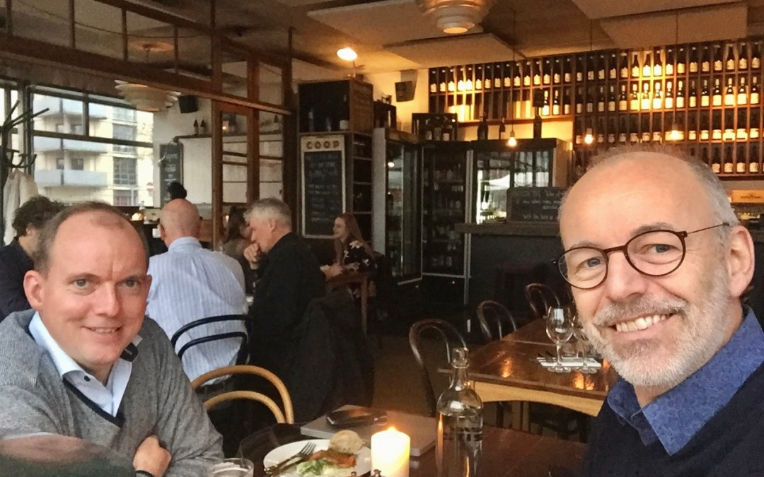 Lederen kan bruge filosofien – en videosamtale om samarbejdet med Tommy Kjær Lassen.