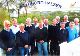 Styrbord Halser - Norge