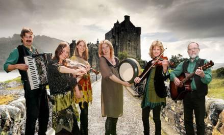 Unicorn Ierse Swing Folkband