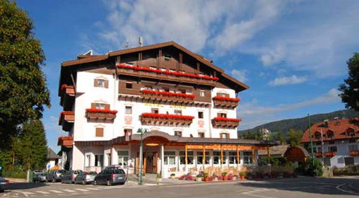 Hotel Union in Toblach