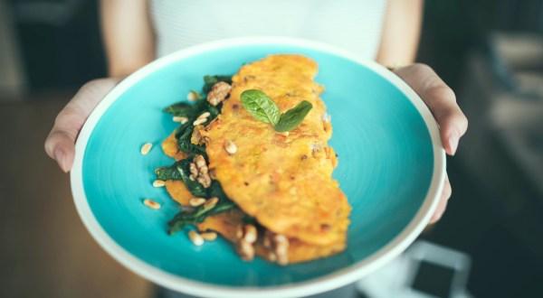 Herby Omelette Recipe