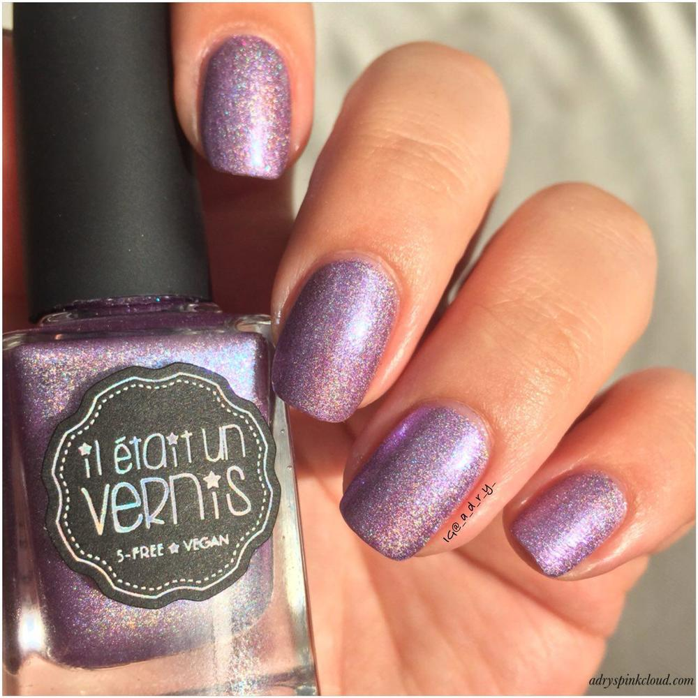 Il Etait Un Vernis, Pleased To Sweet You (swatch: @_a_d_r_y_)