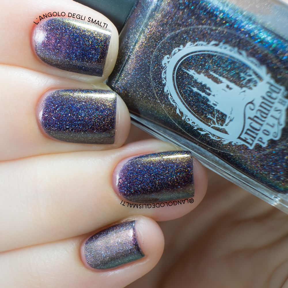 Enchanted Polish x Fashion Polish, Prism Of Darkness