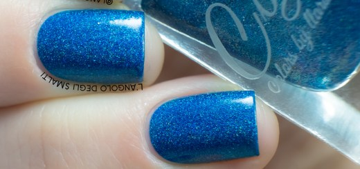 Colors By Llarowe, Blue Blue Christmas (PotM December 2015)