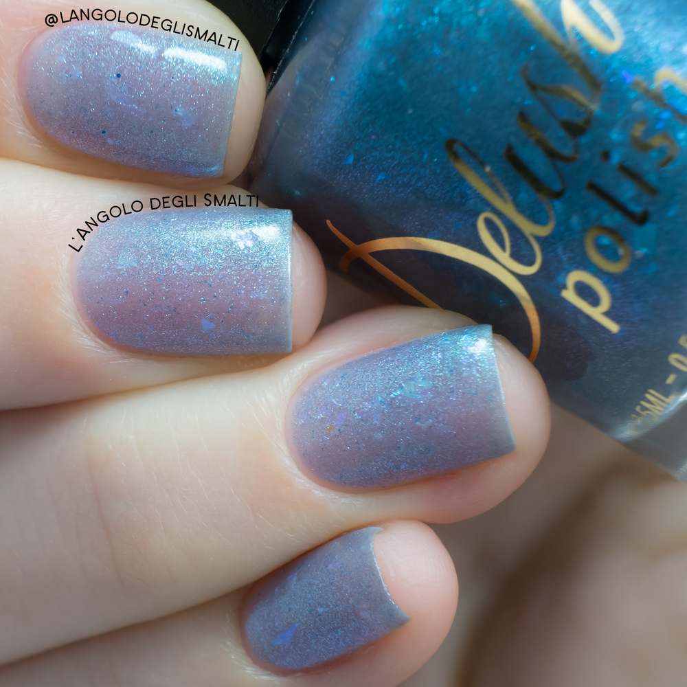 Delush Polish, Ice Dwellers (warm)