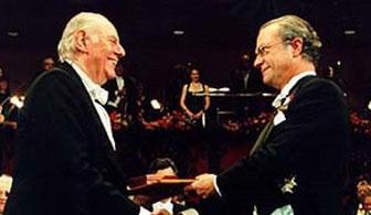 Vincent premio nobel per letteratura