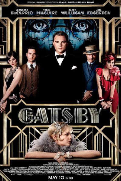locandina il grande gatsby 2013