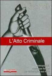 l'atto criminale