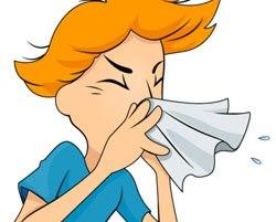 raffreddore