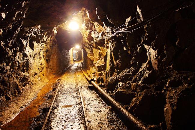 vita in miniera
