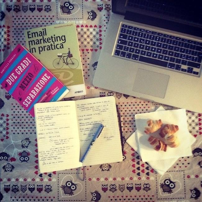Si studia, si lavora, si legge #bookstagram #books
