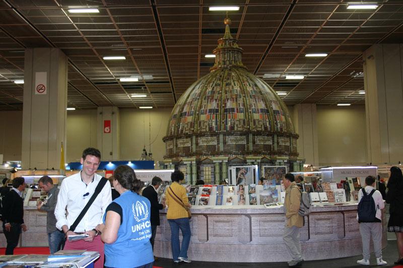 cupola di libri
