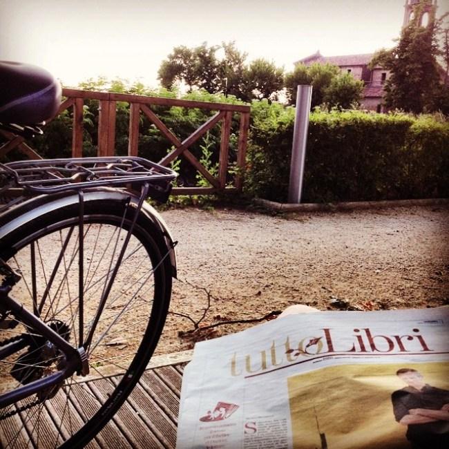 Le gioie di vivere in campagna #libridine