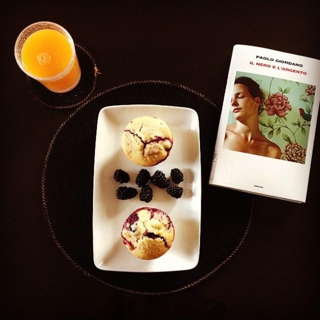 Un nuovo libro per la mia #colazioneletteraria
