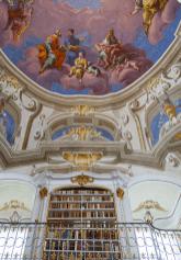 biblioteca monastero di admont