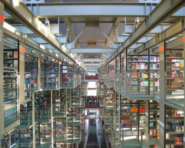 biblioteca josè vasconcelos
