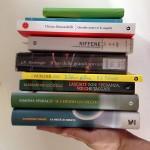 Libri per l'estate (part 2) agosto – settembre