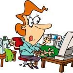 Libroterapia: Mancanza di voglia di lavorare