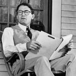 Atticus Finch #personaggiletterari