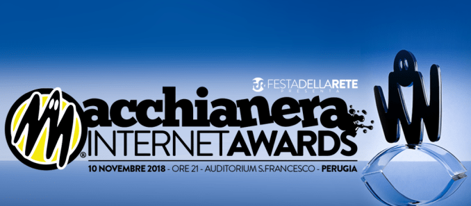 macchianera internet awards 2018