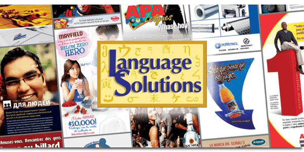 Multilingual Typesetting by Language Solutions in St. Louis