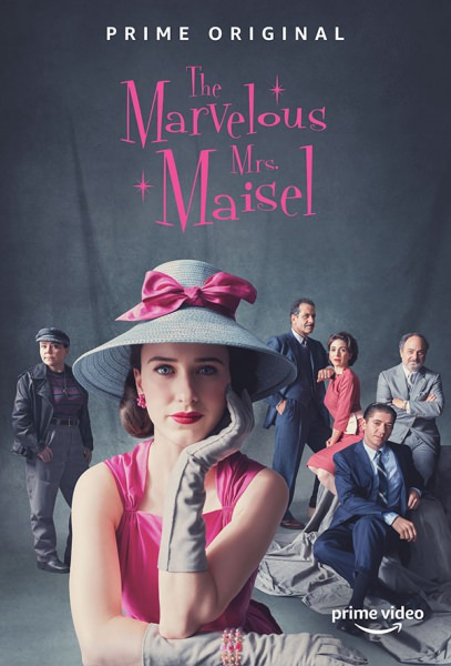 The Fabulous Mrs Maisel Amazon