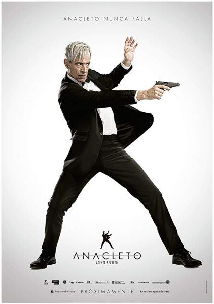 Anacleto Agente Secreto Netflix