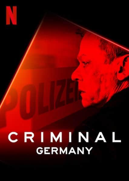 Criminal Allemagne Netflix