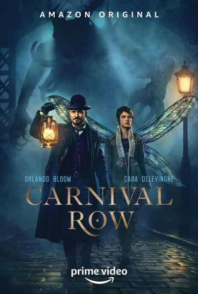 Carnival Row Amazon Prime Video