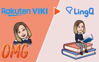 LingQ : une fonction d'import de Viki incroyable pour étudier les séries