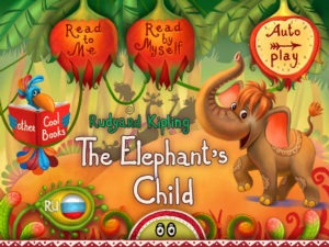 Literature Translation - Rudyard Kipling The Elephant's Child