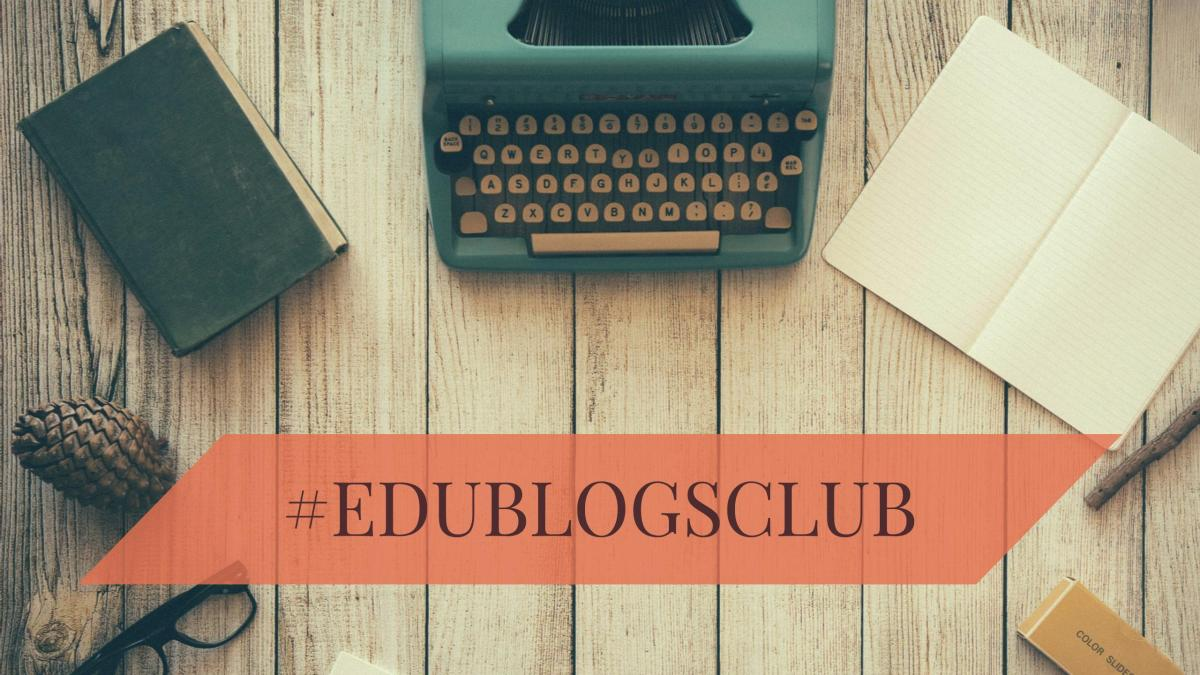#edublogscclub