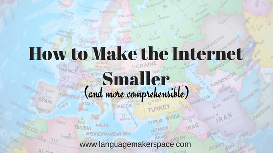 Making the Internet Smaller
