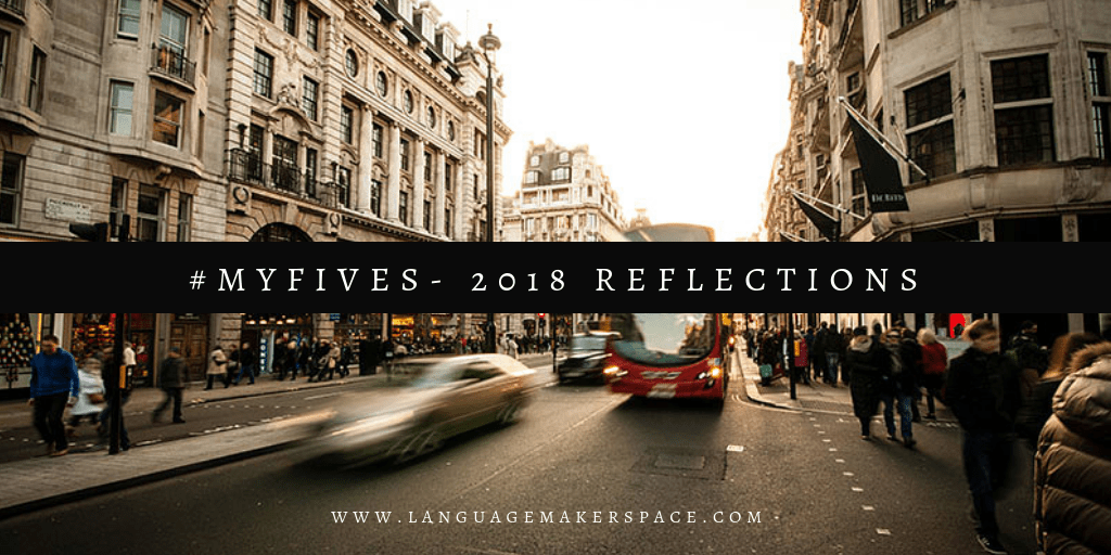 2018 Reflections