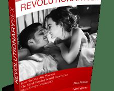Alex Allman Revolutionary Sex