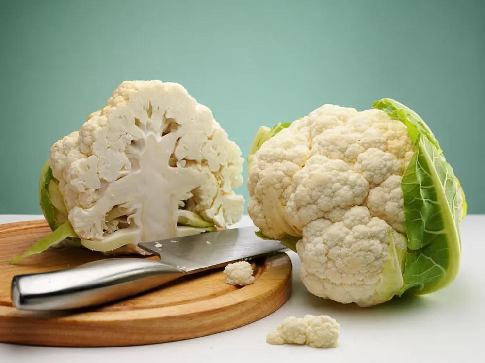 Cauliflower: Nutrition Facts