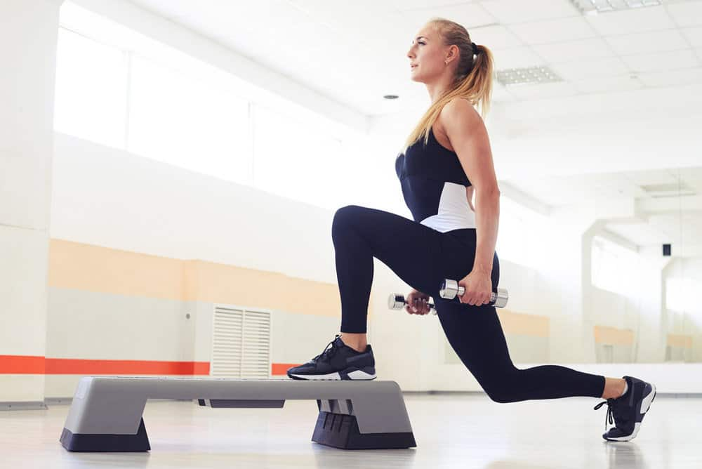 Dumbbell Step-Up