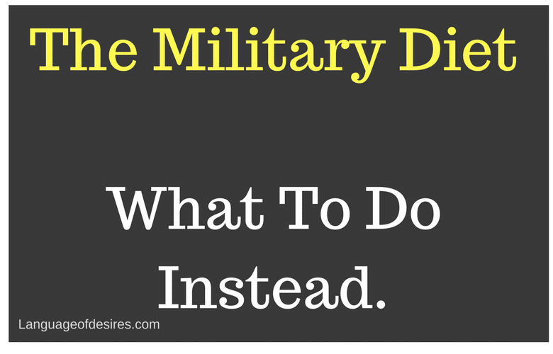 Military Diet - Does it work?