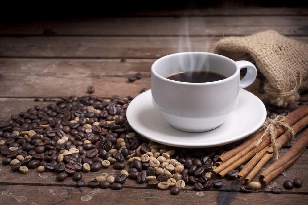 Coffee proven health benefits
