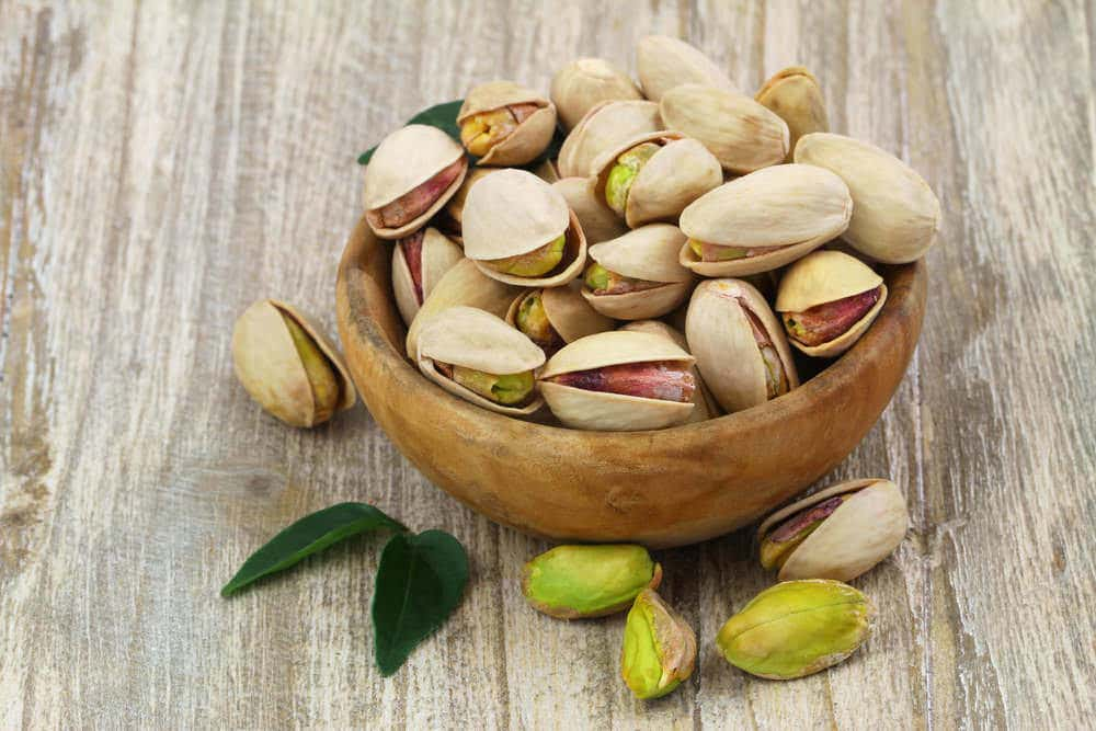 Pistachios benefits