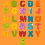 Алфавит - Карточки