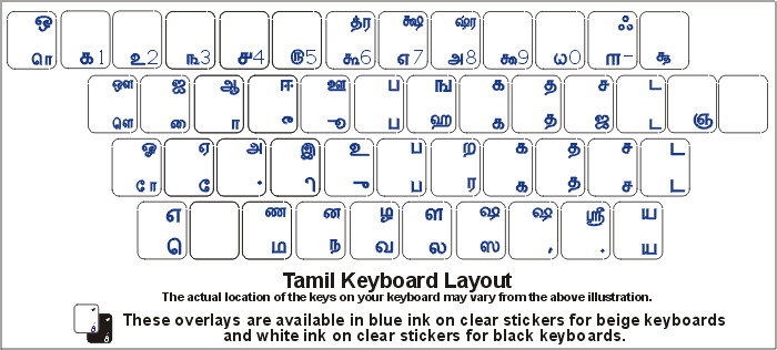 Bamini tamil font keyboard layout in pdf