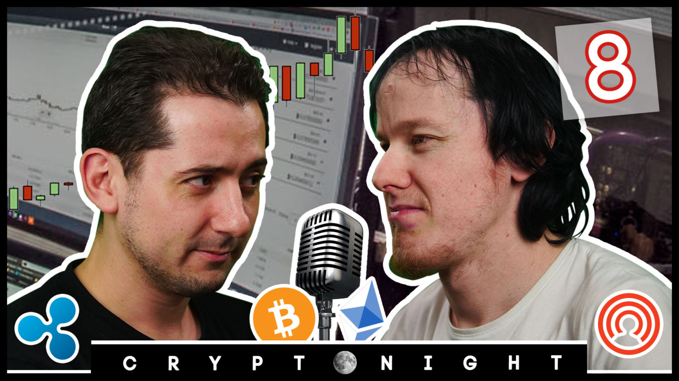 Replay Live #CryptoNight7 et #CryptoNight8