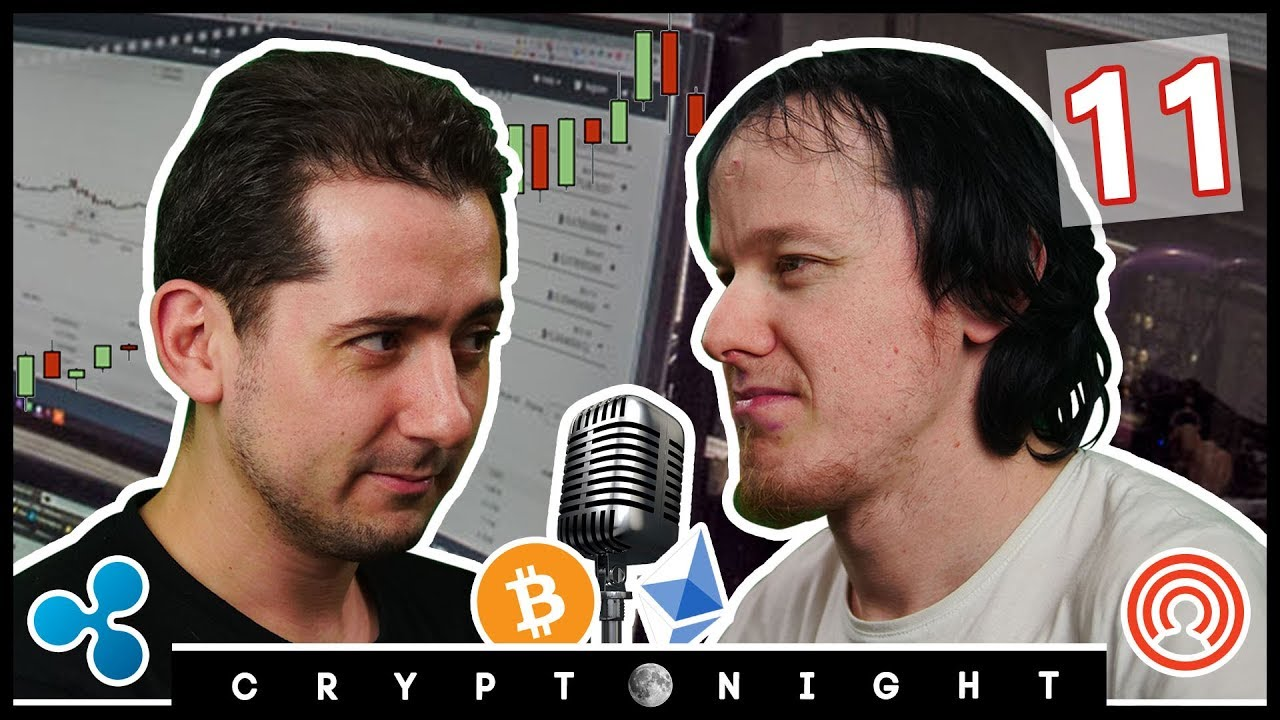Replay Live #CryptoNight9  #CryptoNight10 #CryptoNight11