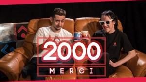 2000 ABONNÉ(E)S : PLEIN DE MERCIS, ÉNORMÉMENT DE PROJETS POUR 2018 ! (INFOS) – #languedegeek