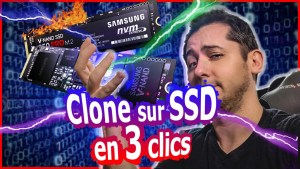 Clone ton disque dur sur SSD en 3 clics ! [Tuto] #Paragon