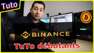 Binance : Tuto trading Bitcoin et cryptos pour les débutants (20mn)
